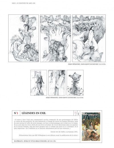 Page 8 Les couvertures de James Jean
