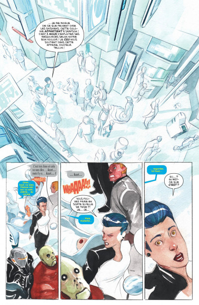 Page 6 Descender tome 1