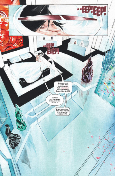 Page 7 Descender tome 1