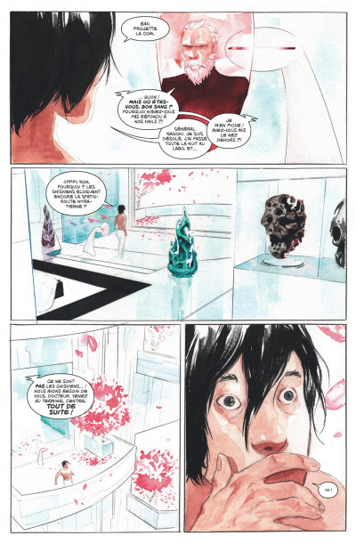 Page 8 Descender tome 1