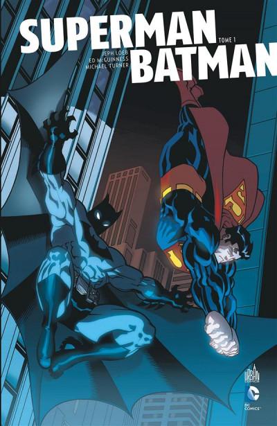 Couverture Superman Batman tome 1