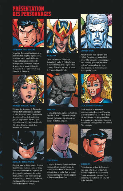 Page 5 Superman Batman tome 1