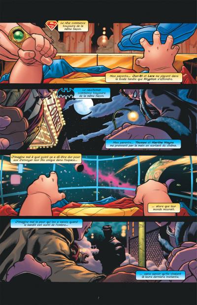 Page 7 Superman Batman tome 1