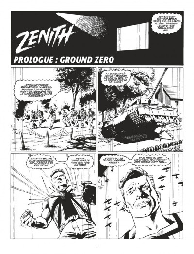 Page 7 Zenith tome 1