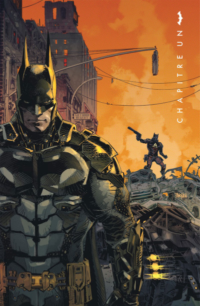 Page 4 Batman Arkham Knight tome 1 + Skin Batman exclusif