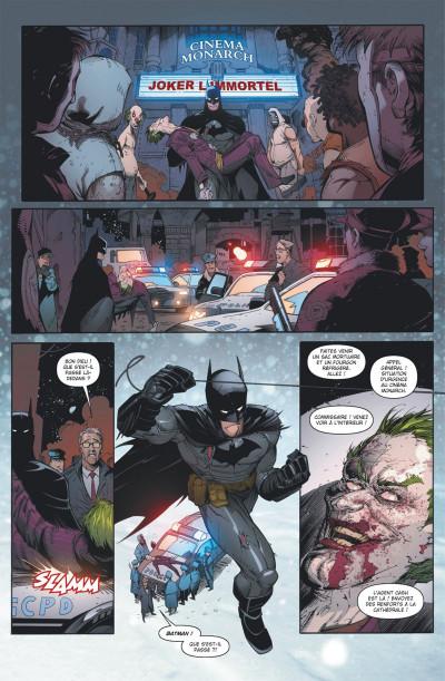 Page 5 Batman Arkham Knight tome 1 + Skin Batman exclusif