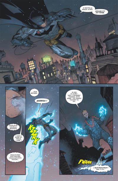 Page 6 Batman Arkham Knight tome 1 + Skin Batman exclusif