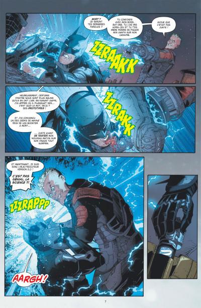 Page 7 Batman Arkham Knight tome 1 + Skin Batman exclusif