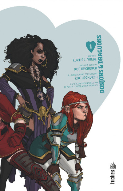 Page 3 Rat queens tome 1