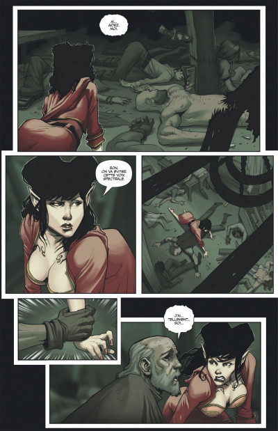 Page 6 Rat queens tome 1