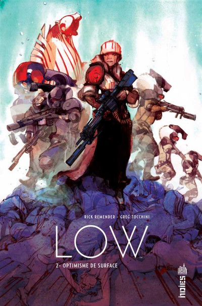 Couverture Low tome 2