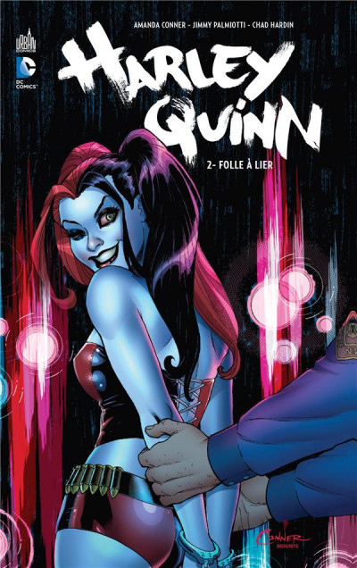 Couverture Harley Quinn tome 2