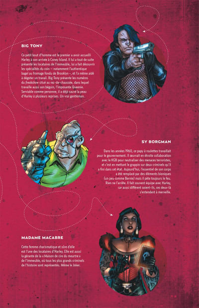 Page 5 Harley Quinn tome 2