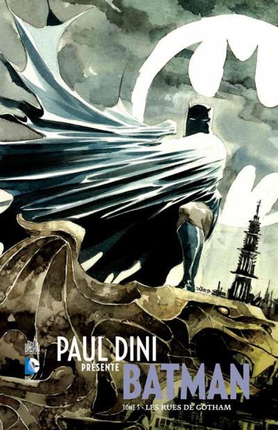 Couverture Paul Dini présente Batman tome 3