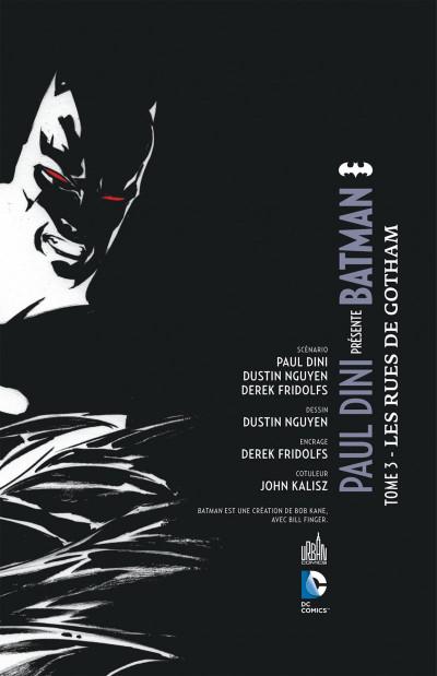 Page 3 Paul Dini présente Batman tome 3