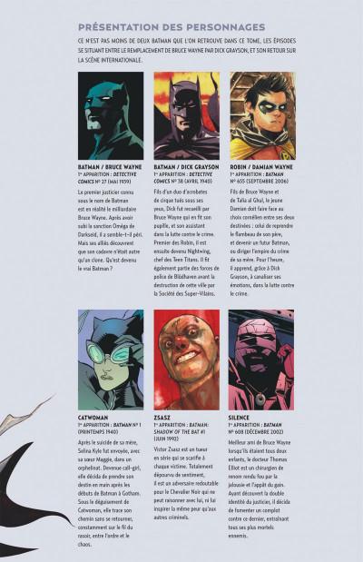 Page 5 Paul Dini présente Batman tome 3