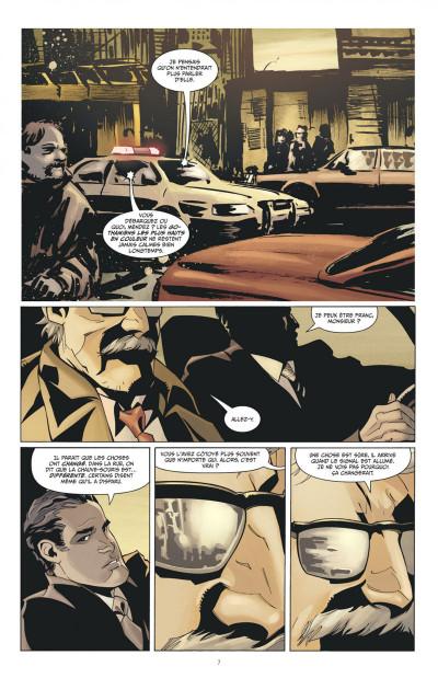 Page 7 Paul Dini présente Batman tome 3