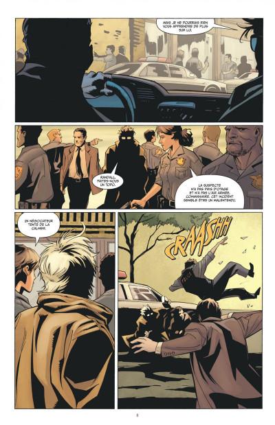 Page 8 Paul Dini présente Batman tome 3