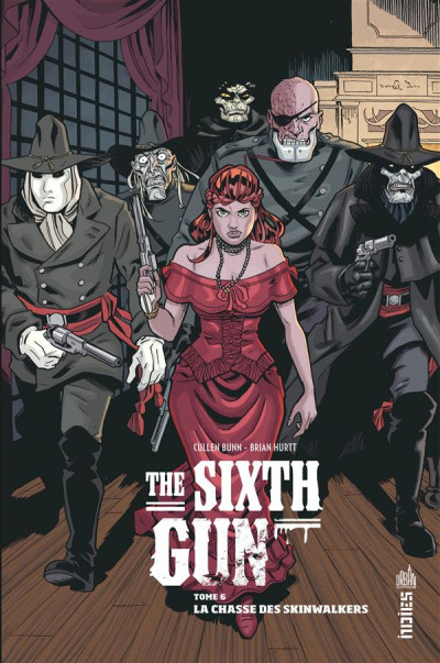 Couverture The sixth gun tome 6