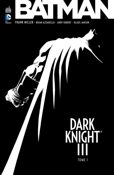 Couverture Batman dark knight III tome 1