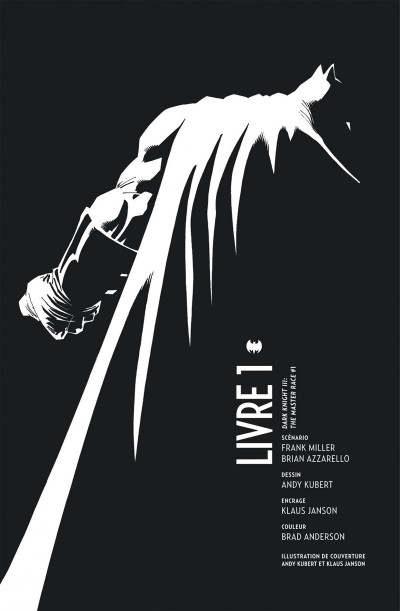 Page 6 Batman dark knight III tome 1
