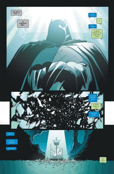Page 7 Batman dark knight III tome 1