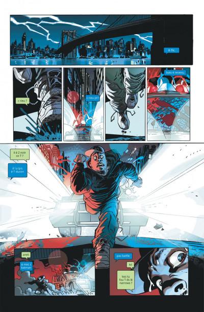 Page 8 Batman dark knight III tome 1