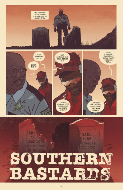 Page 8 Southern bastards tome 3