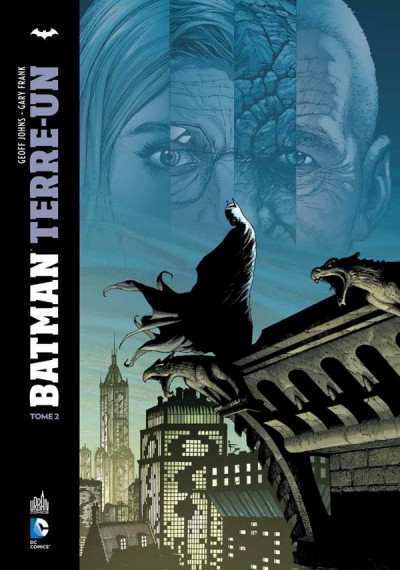 Couverture Batman terre-un tome 2