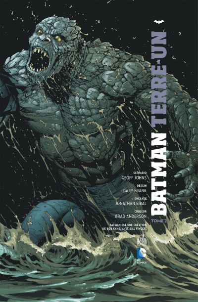 Page 3 Batman terre-un tome 2