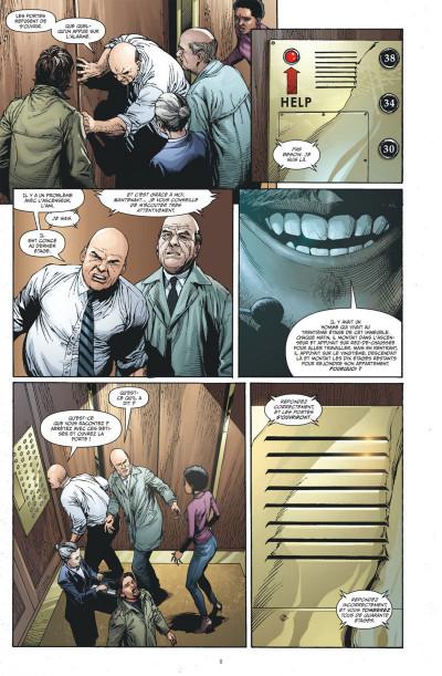Page 8 Batman terre-un tome 2