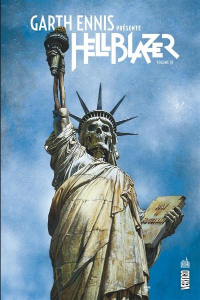 Couverture Garth Ennis présente Hellblazer tome 3