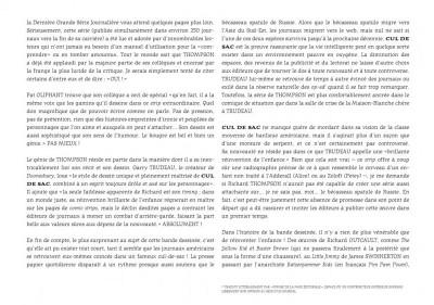 Page 5 Cul de sac tome 1