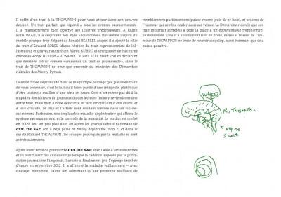 Page 8 Cul de sac tome 1