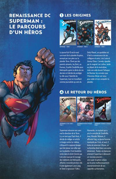Page 4 Superman l'homme de demain tome 2