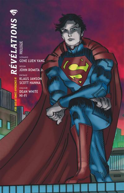 Page 6 Superman l'homme de demain tome 2