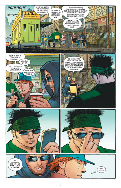 Page 7 Superman l'homme de demain tome 2