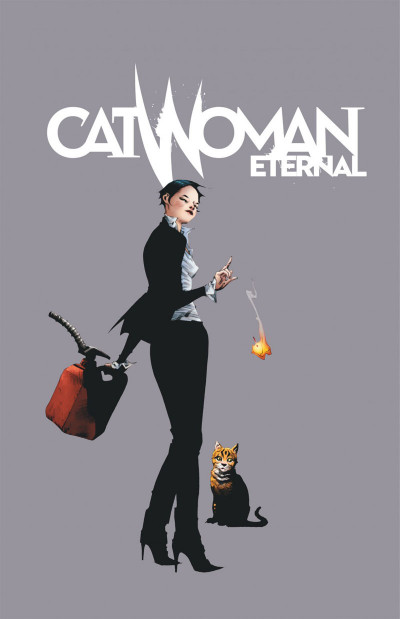 Page 1 Catwoman eternal tome 2