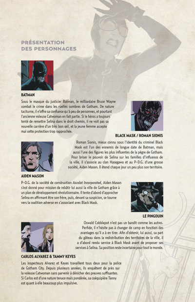 Page 4 Catwoman eternal tome 2