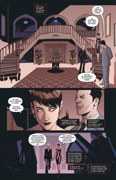 Page 7 Catwoman eternal tome 2