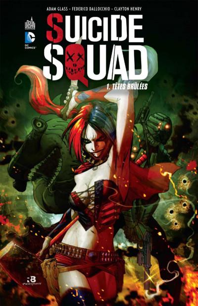 Couverture Suicide squad tome 1