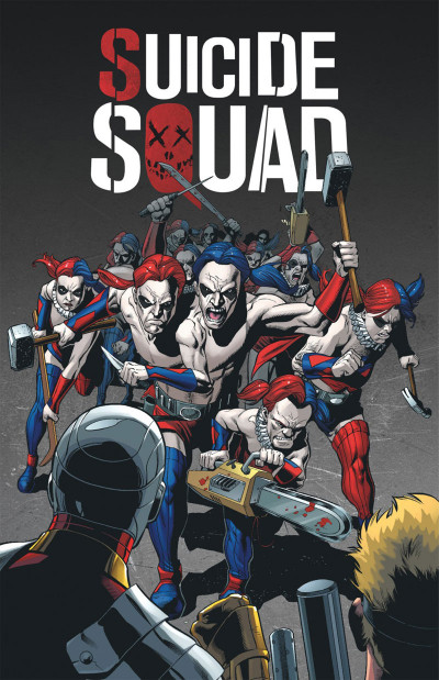 Page 1 Suicide squad tome 1
