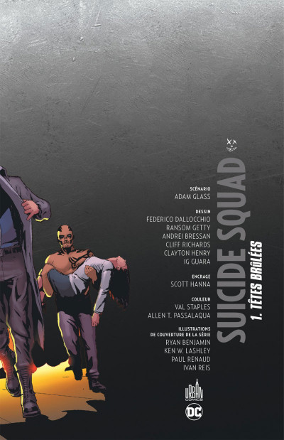 Page 3 Suicide squad tome 1