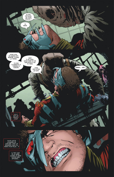 Page 8 Suicide squad tome 1