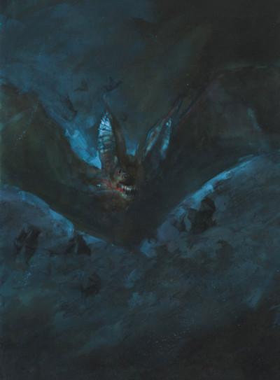 Page 1 Batman des cris dans la nuit