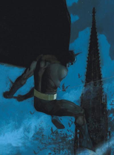 Page 2 Batman des cris dans la nuit