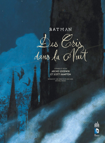 Page 3 Batman des cris dans la nuit