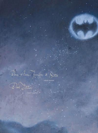 Page 4 Batman des cris dans la nuit