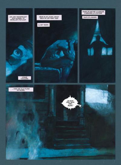 Page 7 Batman des cris dans la nuit