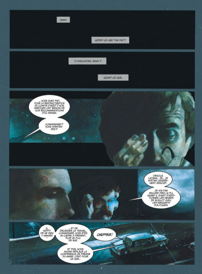 Page 8 Batman des cris dans la nuit